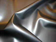 Latex Rubber .33mm Thick, 92cm Wide, Pearlsheen Pewter, Seconds