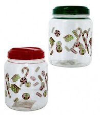 Jars Candy Jars Christmas Candy Jars Holiday Table Decoration