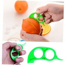 Orange Citrus Fruit Peelers Lemon Tangerine Kitchen Gadget Slicer Cutter BY
