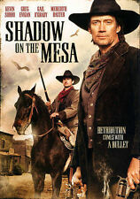 Shadow on the Mesa DVD Movie Western Bounty Hunter NEW Free 1st Class Shipping!!