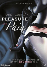 Pleasure or Pain NEW PAL Cult DVD Zalman King Malena Morgan C. Vasilopoulos