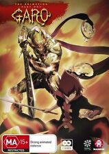 Garo The Animation Part 1 (Eps 1-12) NEW R4 DVD