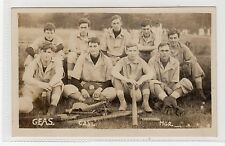 G.E.A.S. BASEBALL TEAM: Massachusetts USA postcard (C20226)