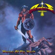 ANGUS - Warrior Of The World (NEW*LIM.ED.DUTCH STEEL CLASSIC*EMERALD*S.IRON)