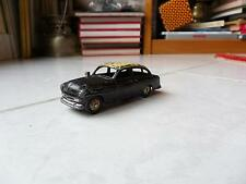 Ford Vedette Taxi Ref 24X Dinky Toys Meccano 1/43 jouet miniature ancien