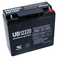 UPG 12V 22Ah Sealed Lead Acid Battery for Die Hard Gold 950 Portable Jumpstarter