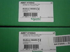 SCHNEIDER MODICON ABE7H16S43  NEW IN BOX  WIRING BASE FUSE + DISCONNECT