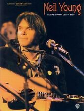 Neil Young -- Guitar Anthology Series: Authentic Guitar TAB by