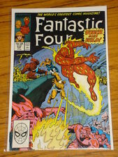 FANTASTIC FOUR #313 VOL1 MARVEL COMICS APRIL 1988