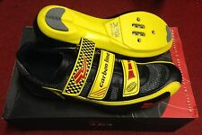 Scarpe bici corsa Duegi Carbon Line 3 road bike shoes 39,41 made in Italy