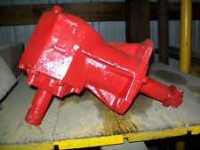 gearbox SMOOTH input shaft gearbox  shear bolt style