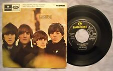 45 EP BEATLES FOR SALE - NO REPLY - ROCK AND ROLL MUSIC  ANNO 1964 - Stampa UK