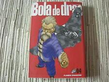 COMIC MANGA DRAGON BALL BOLA DE BRAC TOMO 04 CATALÁN PLANETA USADO BUEN ESTADO
