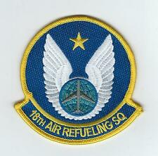 18th AIR REFUELING SQUADRON !!THEIR LATEST!! patch