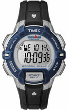 New TIMEX T5K810 Ironman Triathlon Mens Digital Chronograph Sport Watch