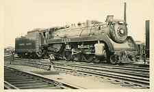 B604 RPPC 1950 CPR CANADIAN PACIFIC RAILROAD ENGINE #2396 MONTREAL PQ