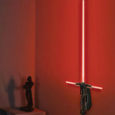 DISNEY STAR WARS KYLO REN LIGHTSABER ROOM NIGHT LIGHT & SOUNDS -  REMOTE CONTROL