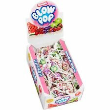 Charm Blow Pop LOLLYPOPS Assorted flavors 100 ct Lollipops Gum Filled