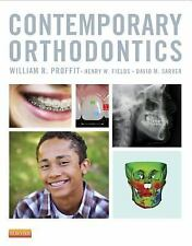 New-Contemporary Orthodontics by William R. Proffit DD-5ed Internatioanl Edition