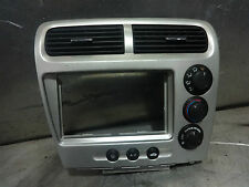 Honda Civic Type R EP3 01-05 Centre Console Stereo Surround fascia Facelift AC
