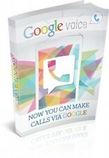 Google Voice  + 10 Free eBooks With Resell rights ( PDF )