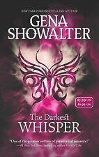 Lords of the Underworld: The Darkest Whisper 5 by Gena Showalter (2013,...