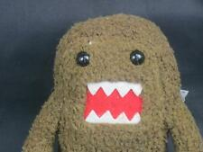 2011 DOMO DOMO KUN BROWN BIG TEATH MONSTER PLUSH STUFFED ANIMAL JAPANESE TOY