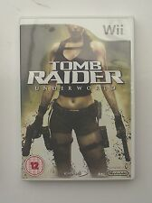 Tomb Raider Underworld Wii Pal