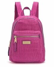 NWT AUTHENTIC Juicy Couture NOUVELLE POP Nylon Backpack, Duchess Pink $198