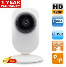 720P Wireless HD IP Camera WIFI 1.0MP H.264 P2P ONVIF CCTV With Card SD Slot