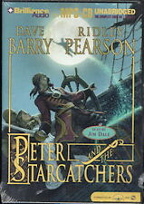 Audio book - Peter And The Starcatchers by Dave Barry and Ridley Pearson- MP3-CD