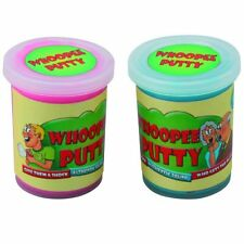 2 whoopee putty toys-fun silly argent de poche toys/stocking remplissage