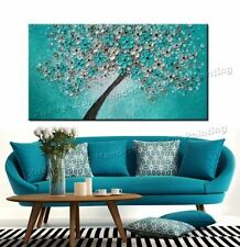 Modern Hand abstract Large Wall Decor Oil Painting On Art Canvas (No frame)