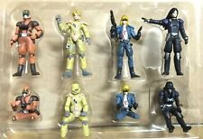 CMS Votoms Armor Trooper action figure - AT soliders and 8 pilot figures set