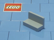 lego 4865 1x2x1 Light Bluish Gray ( Grey ) Panel X 6 NEW