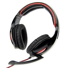 Sades SA 902 7.1 Surround Sound Effect USB Gaming Headset Headphone with Mic