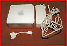 Apple Mac Mini 3,1 A1283 Core 2 Duo 2GHz 3GB 160GB DVD RW El Capitan AC Adapter