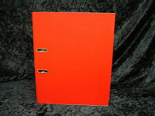 1 x 5 Star Foolscap Lever Arch File 70mm Capacity Red Folder File 913209 Five *