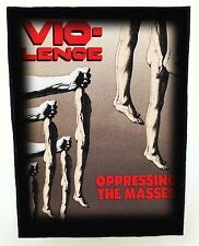 VIO-LENCE BACKPATCH / SPEED-THRASH-BLACK-DEATH METAL