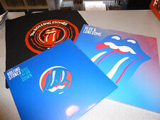 "The Rolling Stones - Blue & Lonesome - 2LP + Ride 'Em On Down LTD. 10"" Vinyl"