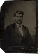 Photo Ferrotype Portrait Homme Vers 1870
