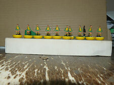 WALES 1983 2ND KIT SUBBUTEO TOP SPIN TEAM