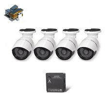 4CH 720P CCTV NVR System 4Pcs 1.0MP HD Camera Wifi CCTV System Home Security