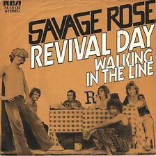 "7"" Savage Rose – Revival Day / Freakbeat Psych R&B Blues // Rare Germany 1971"