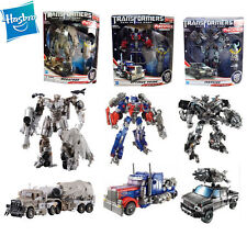 SALES - 3 FAMOUS TRANSFORMERS MECHTECH ROBOT TOY MEGATRON OPTIMUS PRIME IRONHIDE