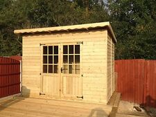 6x4 Pent Summer house Shed Workshop