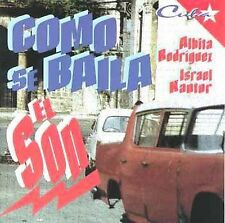 Como Se Baila El Son, Kantor, Israel, Rodriguez, Albit, Very Good Import