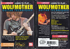 Lick Library - Learn To Play Wolfmother, Guitar Instruction, DVD