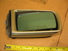 Mercedes Benz 95 C220 Right Power Mirror W202 94-96 Smoke Silver 702 OEM