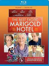 Best Exotic Marigold Hotel Blu-ray, free shipping